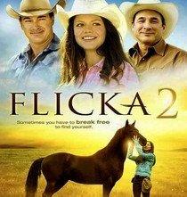 La locandina di Flicka 2