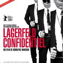 La locandina di Lagerfeld Confidentiel