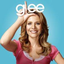 Wallpaper: Jessalyn Gilsig per la 1 stagione di Glee