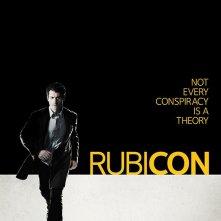 La locandina di Rubicon