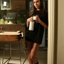 Nicole Murgia in un foto di scena del serial Tutti pazzi per amore