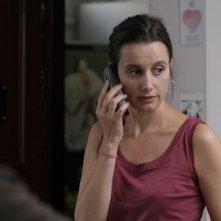 Sandrine Dumas in una scena del film Le père de mes enfants (2009)