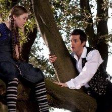 Tom Riley con Sinead Maguire in un'immagine del film Indovina chi sposa Sally
