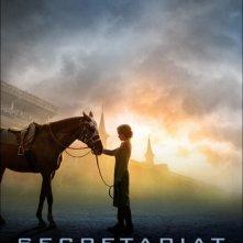 Il poster di Secretariat