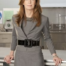 Dana Delany in una foto promozionale di Body of Proof