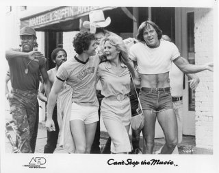I Village People in una scena di Can't Stop the Music (1980)