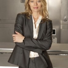 Jeri Ryan in una foto promozionale di Body of Proof