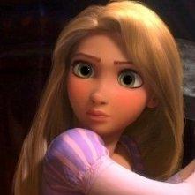 La protagonista del film d'animazione Rapunzel - L'intreccio della torre