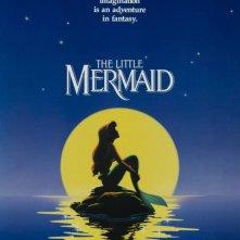 Locandina del film d\'animazione La sirenetta della Disney