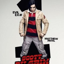 Character Poster per Scott Pilgrim vs. the World: ex n. 1, Matthew Patel