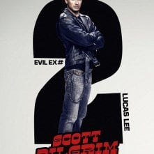 Character Poster per Scott Pilgrim vs. the World: ex n. 2, Lucas Lee