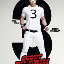Character Poster per Scott Pilgrim vs. the World: ex n. 3, Todd Ingram