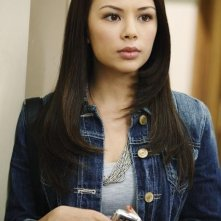 Janel Parrish nell'episodio The Jenna Thing di Pretty Little Liars