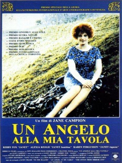 Un Angelo Alla Mia Tavola 1990 Film Movieplayer It