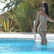 Laura Torrisi in una scena della commedia Sharm El Sheikh - Un'estate indimenticabile
