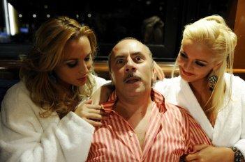 Maurizio Casagrande in un'immagine della commedia Sharm El Sheikh - Un'estate indimenticabile