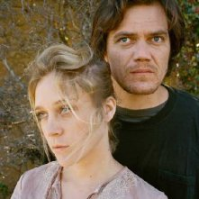 Michael Shannon e Chloe Sivigny in un'immagine del film My Son, My Son What Have Ye Done