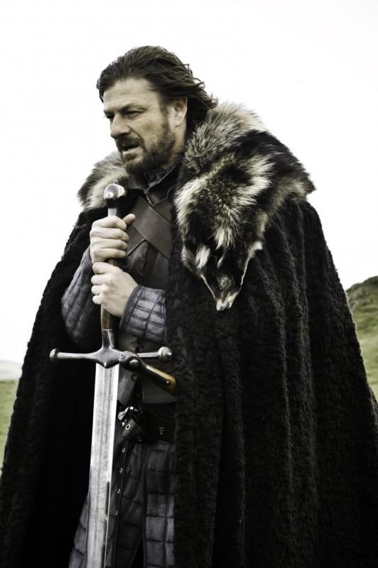 Sean Bean In Una Scena Della Nuova Serie Hbo Game Of Thrones 165524