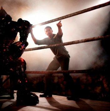 Hugh Jackman sul ring nella prima immagine ufficiale di Real Steel