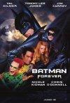 Locandina del film Batman Forever (1995)