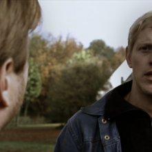 Nicolas Bro e Morten Holst in una scena del film Brotherhood (Broderskab)