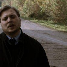 Nicolas Bro in una sequenza del film Brotherhood (Broderskab)