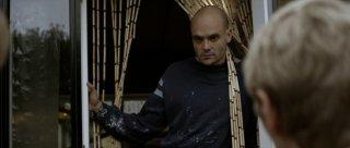 Un'immagine di David Dencik dal film Brotherhood