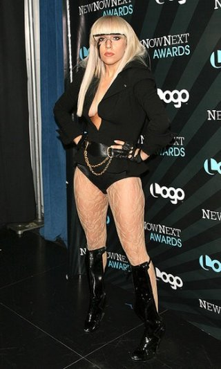 Lady GaGa ai NewNowNext Awards