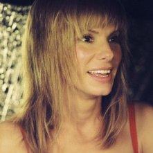 Primo piano di Sandra Bullock dal film All About Steve