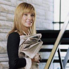 Sandra Bullock nel film All About Steve
