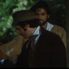 Antonio Orfanò in una sequenza del biopic Verdi, di Renato Castellani