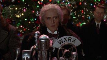 Christopher Walken è Max Shreck in una scena del film Batman - il ritorno (1992)