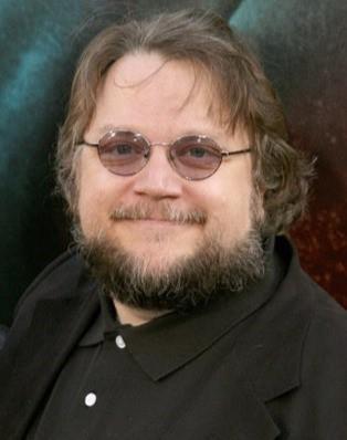 Guillermo del Toro alla premiere di Los Angeles dello sci-fi Splice