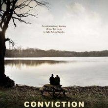 La locandina di Conviction