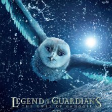 Locandina di Legend of the Guardians