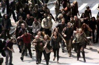 The Walking Dead: Una delle prime immagini della serie