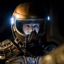 Brian J. Smith nell'episodio Incursion: Part 2 di Stargate Universe