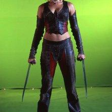 Una foto promozionale di Kristanna Loken per il film BloodRayne