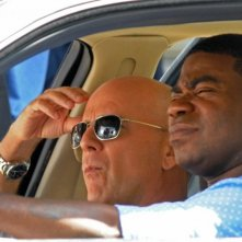 Bruce Willis e Tracy Morgan, protagonisti in Cop Out