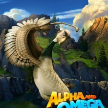 Character Poster USA per Alpha and Omega - The Goose is Loose