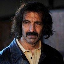 Jonis Bascir nella serie televisiva Roma nuda