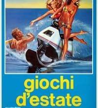 La copertina di Giochi d'estate (dvd)