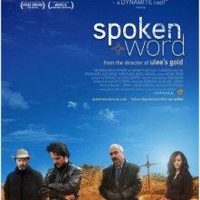 La locandina di Spoken Word