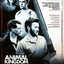 Nuovo Poster USA per Animal Kingdom