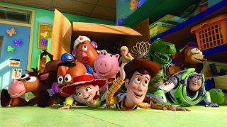 Un'immagine dei simpatici personaggi del film Toy Story 3