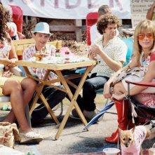 Una scena del film All About Steve con Sandra Bullock