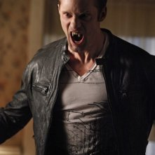 Alexander Skarsgard nell'episodio Beautifully Broken di True Blood