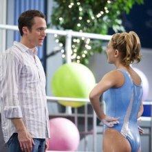 Cassie Scerbo ed Anthony Starke nell'episodio Friends Close, Enemies Closer di Make it or Break it