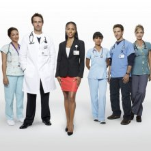 Hawthorne: Una foto promozionale del cast della stagione 2
