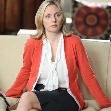 Hope Davis in una scena della serie TV In Treatment